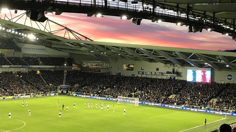 Albion Photos: Brighton 1-1 Aston Villa, 18/01/20